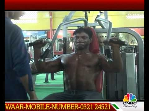 Body builder Abdul Malik want to help Pakistan