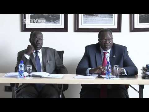 IGAD Building on South Sudan Ceasefire