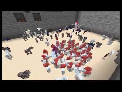 1.Dünya Savaşı Minecraft Bölüm:ÇANAKKALE (world war 1 in Minecraft Part ÇANAKKALE)