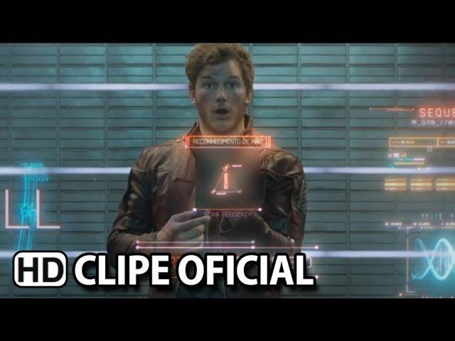 Guardiões da Galáxia Clipe - Conheça Senhor das Estrelas Legendado (2014) HD