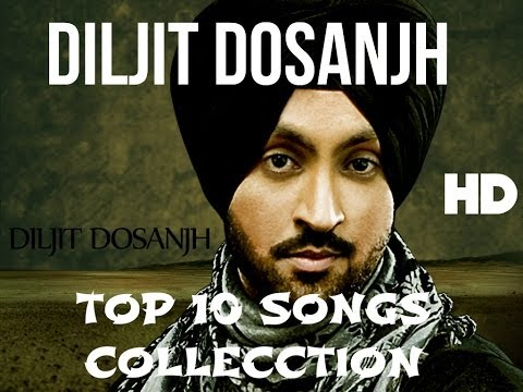 Diljit Dosanjh Video Jukebox | Blockbuster Punjabi Songs Collection 2013