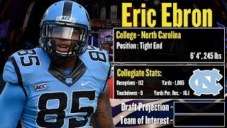 2014 NFL Draft Profile: Eric Ebron Strengths And