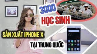 3000 học sinh bị ép sản xuất iPhone X tại TQ; HTC U11Plus giá 18,99 triệu || TechDaily || TECHMAG
