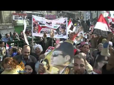 Egypt's Sisi says he will run for president