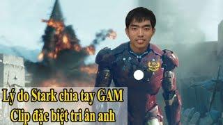 Lý do Stark chia tay GAM - Cám ơn anh một trong những huyền thoại GAM