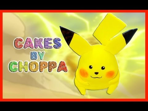 PIKACHU - Pokémon CAKE (How To), Need a cake for a future Pokemon trainer! then this cake is for you, follow my quick and easy tutorial to make your very own Pikachu cake! Get in touch with ...