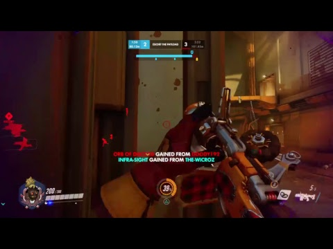 Overwatch CZ/SK ROAD TO DIAMOND #Tracer