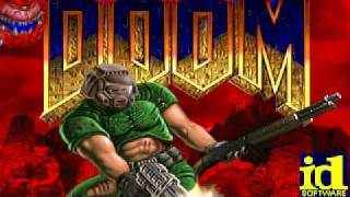 Doom Music At Doom's Gate (E1M1) (PC-AdLib)