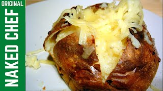 Baked Jacket Potato How To Make Recipe Perfect Potatoes