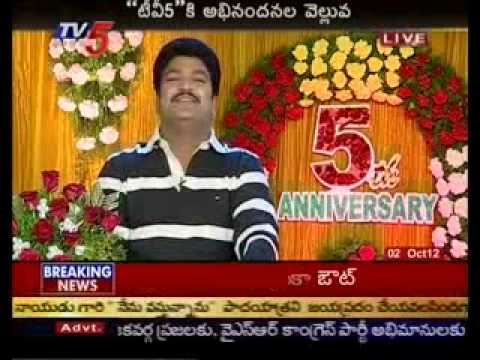 Siva Reddy Mimicry Show in TV5