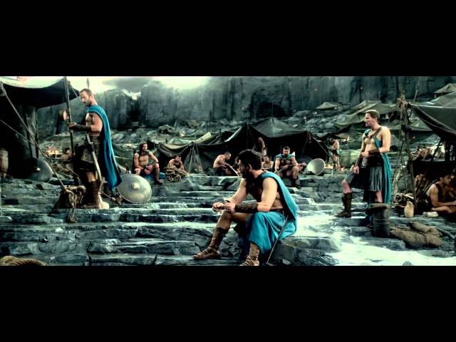 "300: Rise of an Empire -- ""Heroes"" Featurette 2014 -- Regal Cinemas [HD]"