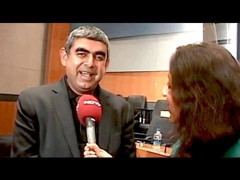 Vishal Sikka, the new boss at Infosys