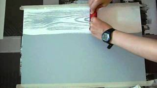 Técnica del veteado