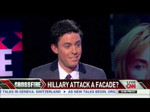 Crossfire: Is Hillary Clinton ready for the presidency? (part 2/3)