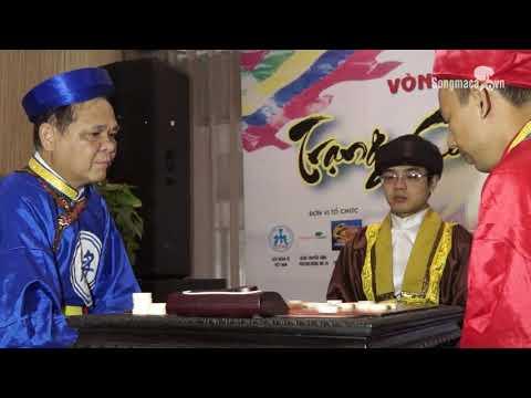 Trạng cờ đất Việt 2015: Võ Minh Nhất Vs Trương Á Minh, Bảng B vòng Chung kết toàn quốc