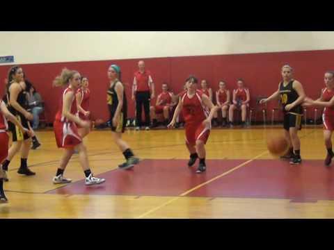 Red Bulls - Canton Girls 4-27-13