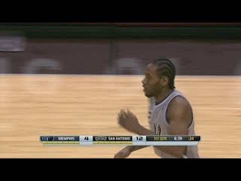 Memphis Grizzlies vs San Antonio Spurs | April 6, 2014 | Full Game Highlights | NBA 2013-14 Season