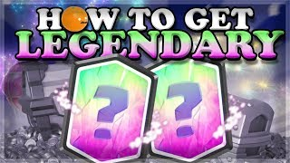 FAQ on How to get Legendary Cards | Clash Royale 🍊