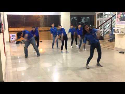 Hướng dẫn nhảy dân vũ
