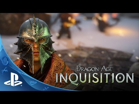 DRAGON AGE: INQUISITION Gameplay Trailer - The Inquisitor
