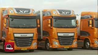 The DAF XF Euro 6, On The Road With André Godeloup