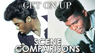 Get on Up (2014) - scene comparisons