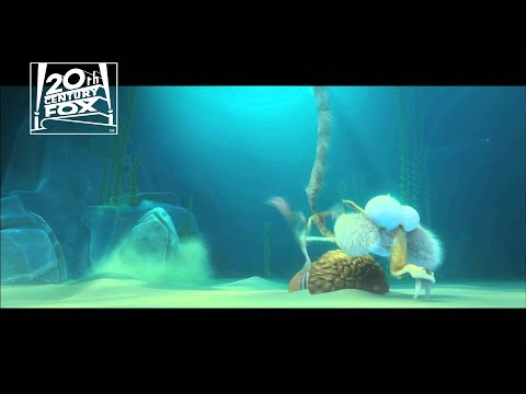 Ice Age: Continental Drift | Scrats Continental Crack Up 2 | 20th Century FOX