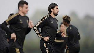 Juventus-Borussia MGB,  la vigilia � The build up