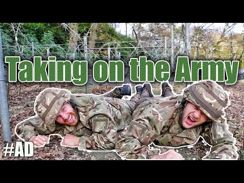 AWESOME Army Fitness Test!