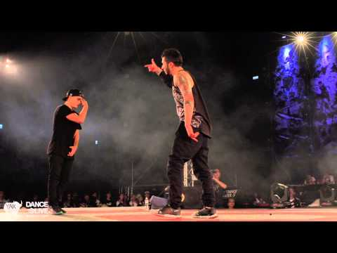 TIM (FR) vs. BEN (US) Final Bboy DANCE@LIVE World Cup 2014