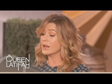 Ellen Pompeo Full Interview on The Queen Latifah Show