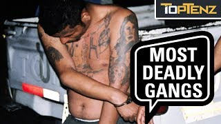 Top 10 Terrifying Gangs and Crime Syndicates