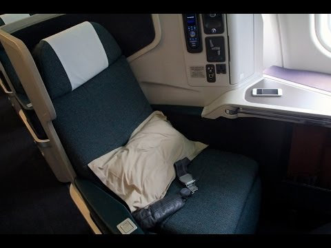 Cathay Pacific | HKG-SIN | A330-300 | Business Class