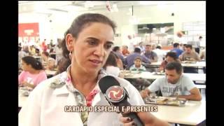Restaurante popular vai ter almo�o de Natal gratuito no Centro de Belo Horizonte