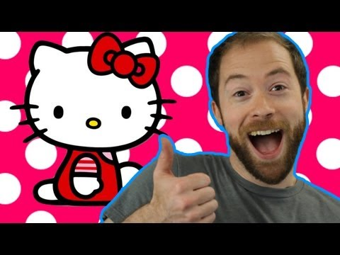 Is Minimalism the Secret to Hello Kitty's Success? | Idea Channel | PBS