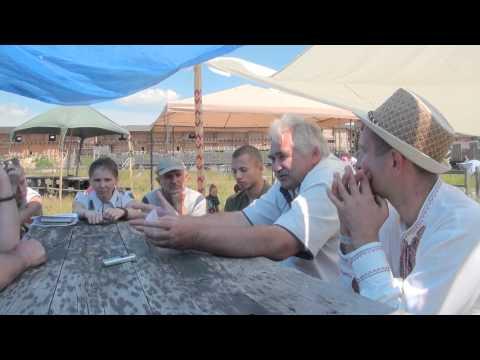 "Волхв Виктор Бабей на фестивале ""Кристал fest"" 20.06.2015"