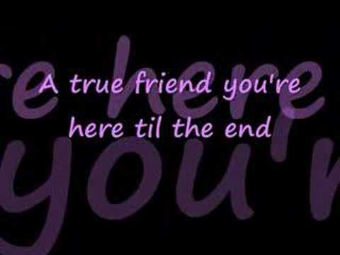True Friends - Miley Cyrus