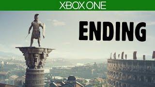 Ryse Son Of Rome Walkthrough ENDING Chapter 8 (Xbox One