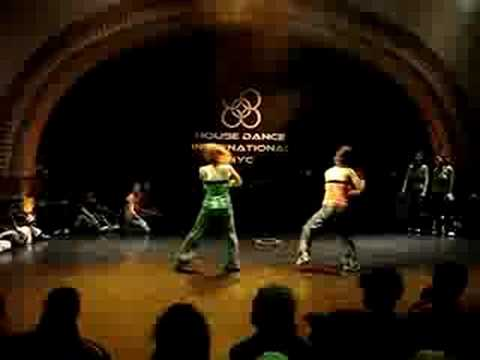 Soul Flower - House Dance International 2008