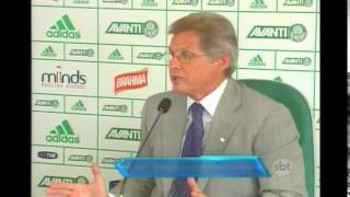 Depois de Tite no Tim�o, Oswaldo acerta com Palmeiras