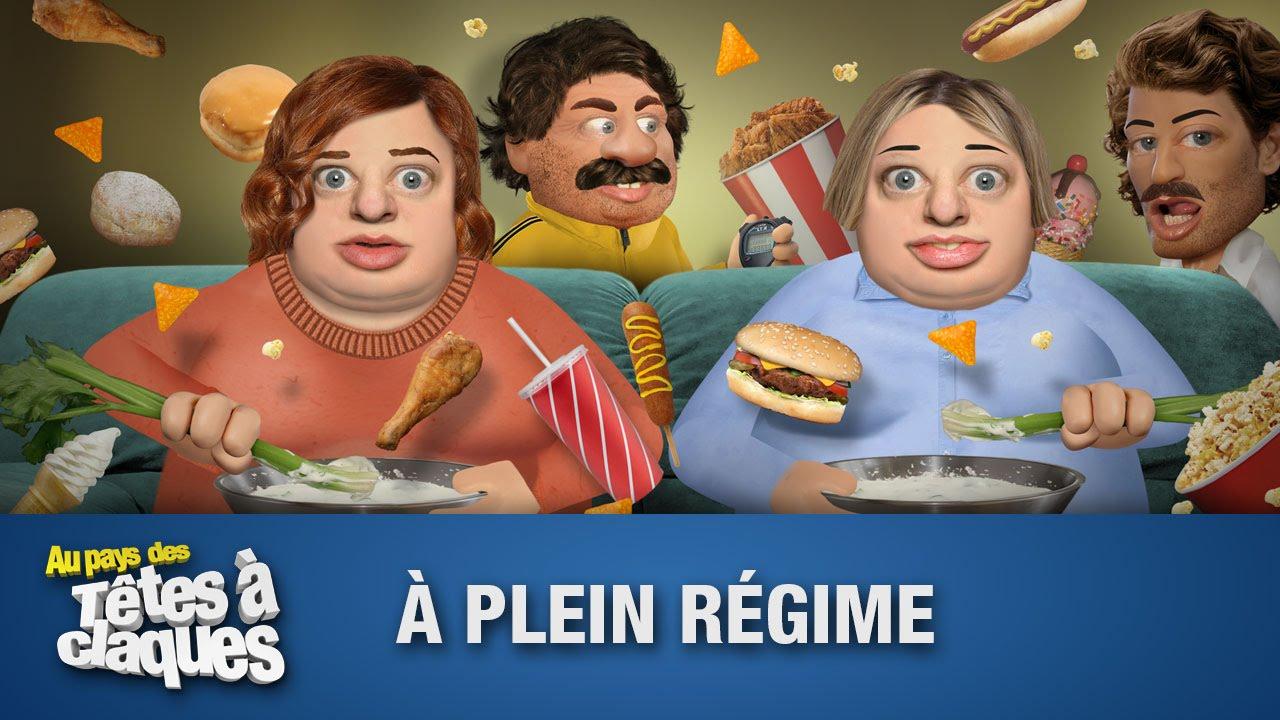 À plein régime (Tetesaclaques.tv)