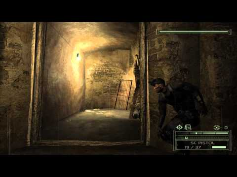 Tom Clancy's Splinter Cell Chaos Theory - Gameplay By Faks
