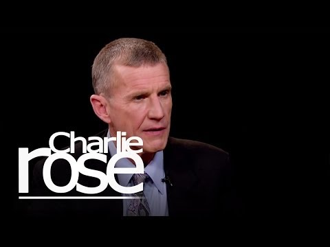 General Stanley McChrystal on Hamid Karzai