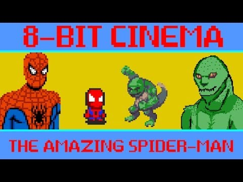 The Amazing Spider-Man - 8 Bit Cinema