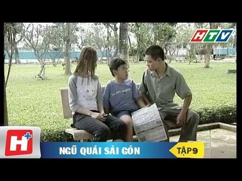 Ngũ quái Sài Gòn - Tập 09 | Phim Hành Động Việt Nam Mới Nhất Hay Nhất 2016