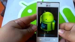 Como Desbloquear LG L5