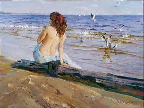MICHAEL GARMASH - PINTOR UCRANIANO.