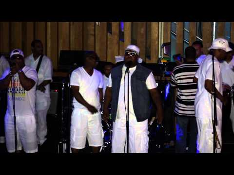 Da Fellas All white party Cafe Asia 5/25/14