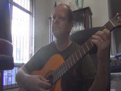Velhos Amigos (Rec. Tibagi e Miltinho) - Antônio Célio  -  Electro-acoustic Guitar
