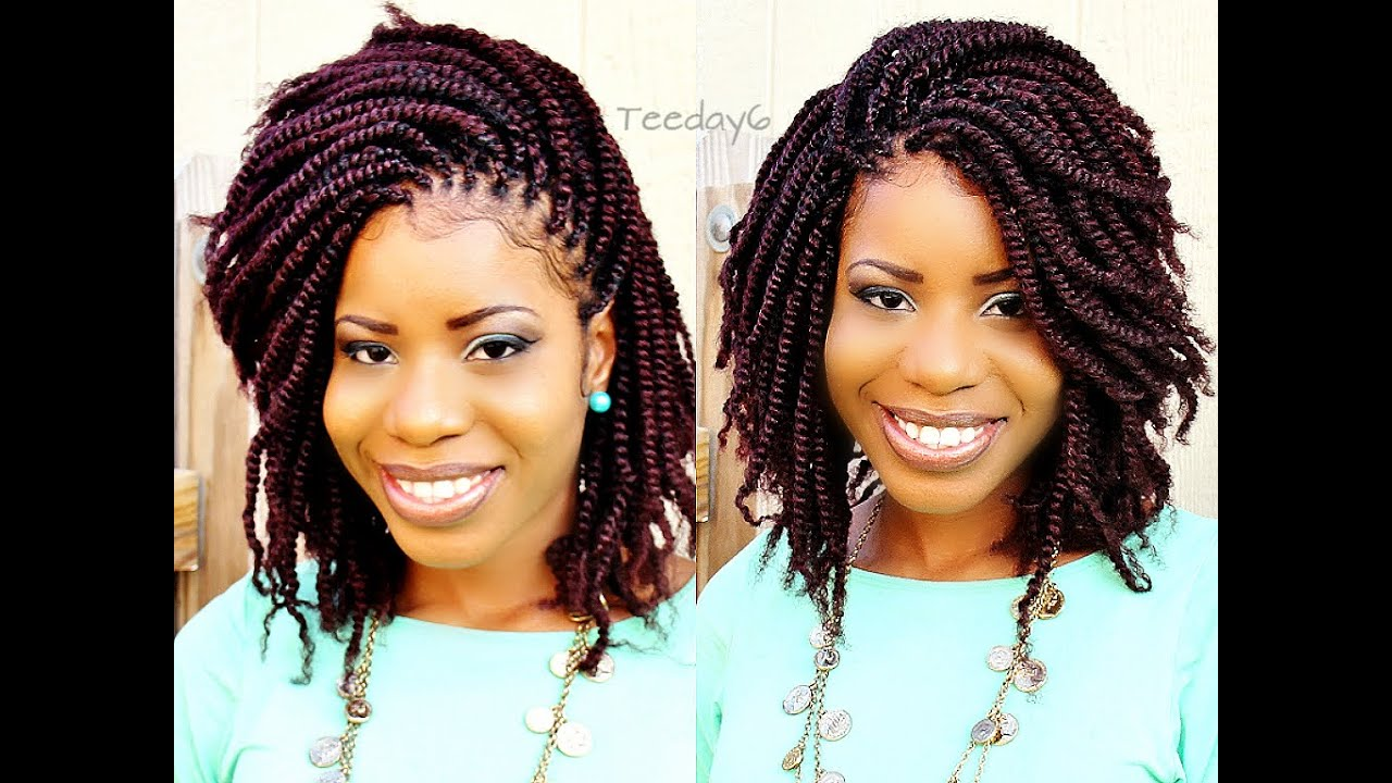 Crochet Braids Youtube : Crochet Braids? Shhhh...Dont Tell Nobody Else ;) TEEDAY6 - YouTube